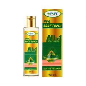 PVR Root Hair oil
